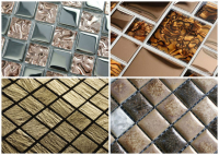 Керамогранит, декоративная мозаика