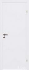Межкомнатная дверь для офиса, полотно белое ГОСТ.