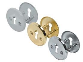 Щитки под ключ для дверей OLOVI