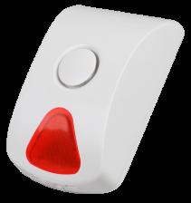 """Оповещатель свето-звуковой, радиоканальный  """"Призма-С"""" для GSM-сигнализатора «EXPRESS GSM вер.2» и фото GSM"""