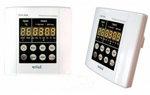 Терморегулятор для теплого пола UTH-20А (3,5кВт) програмируемый