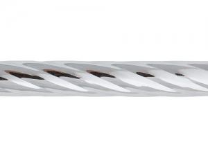 Карниз кованый Твист ф16 1,8м 2-х рядн.