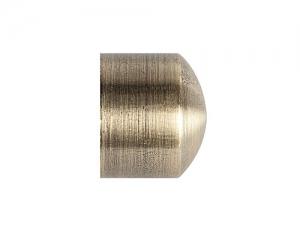 Карниз для штор кованый Твист ф16 2,4м 2-х рядн.