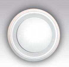 Анемостат приточно-вытяжной с фланцем ф100 АПВП