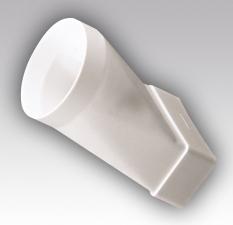 Соединители эксцентриковые плоских воздуховодов с круглыми СПКП