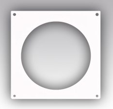Накладки торцевые для круглых каналов НКП