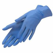 Перчатки нитриловые ONION М синие
