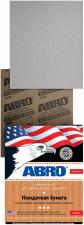 Наждачная бумага ABRO SAW-P600  бумажной основе по дереву (лист 28х23см)