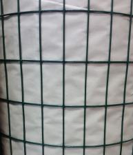 Сетка заборная сварная с ПВХ покрытием 1,5х20м ячейка 25х50х1,8мм