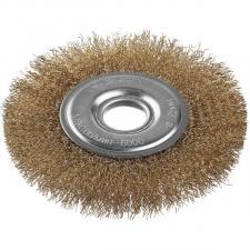 Щетка дисковая для УШМ 22мм/ проволока 0,3мм Зубр 35187