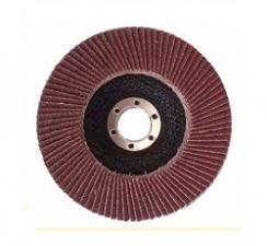 Круг ABRO лепестковый конич. 125х22,23мм