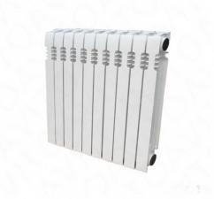 Радиатор AQS чугунный 4 секции