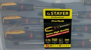Набор отв. 7шт. Stayer PROTech 25133-H7 rtqc