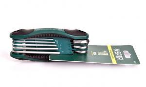 Ключи имбусовые 1,5-8мм SATA 8шт. в рукоятке 09121