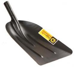 Лопата совковая большая без черенка рельсовая сталь