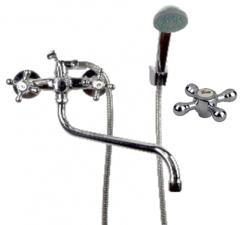 Смеситель для ванны AQUAVUSTA VR 800-01 VISTA