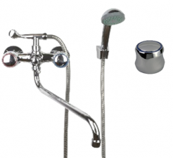 Смеситель для ванны AQUAVUSTA VR 800-03 VISTA