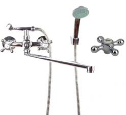 Смеситель для ванны AQUAVUSTA VT 800-01 VISTA