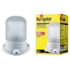 Светильник Navigator 60Вт НПБ 400 для бань и саун
