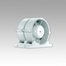 Вентилятор PRO5 ф125мм приточно-вытяжной с креплением