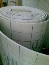 Теплоизоляция для теплого пола Eastec  Ю.Корея 1м. х 3мм.
