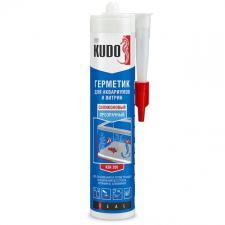 Герметик KUDO для аквариумов и витрин безцветн. KSK200 280мл