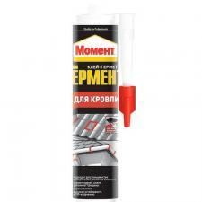 Клей-герметик для кровли Момент Гермент 280мл. белый
