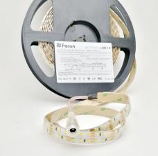 LED лента Feron LS615 2ряда в силиконе  IP65 19,2W 5м. 12V