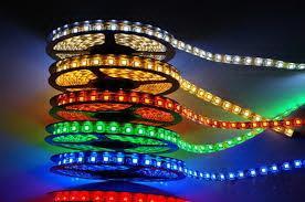 LED лента LS604  4,8W/м 5метров IP65 в силиконе  Feron