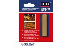 Мягкий воск,карандаш для дерева и мебели TYTAN