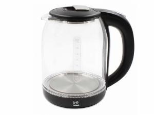 Чайник электрический Irit IR-1909 1500 Вт 1.8 л стекло