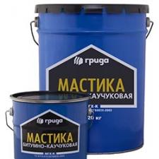 Мастика битумно-каучуковая МГХ-К Грида