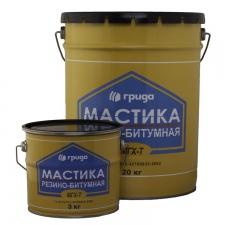 Мастика резино-битумная МГХ-Т Грида Антикор-Р