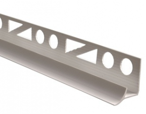 Уголки для плитки 2,5м внутренний белый