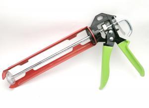 Пистолет для герметиков скелетный красный М12