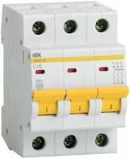 Автомат (автоматический выключатель) IEK 3P 16A