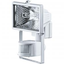 Прожектор галогенный Navigator 150Вт с датчиком движения белый