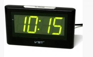 Часы настольные VST-732/2(зел)