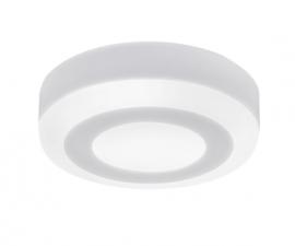 Панель LED отк.уст. с подсветкой NRLP-BL 6Вт 4К 105мм белая IP20 IN HOME