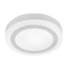 Панель LED отк.уст. с подсветкой NRLP-BL 9Вт 4К 145мм белая IP20 IN HOME