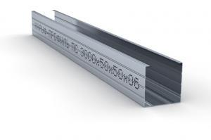Профиль стоечный Кнауф 50х50 3 м. 0,6мм