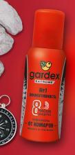 Аэрозоль Gardex Extreme от комаров 80мл