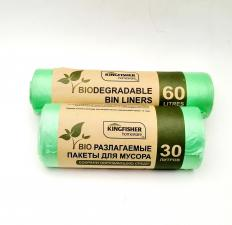 Мусорные пакеты Kingfisher Био