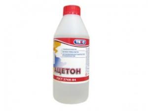 Ацетон Текс 0,35-3л