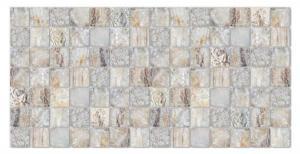 "Панель ПВХ 0,955х0,48м мозаика ""Мрамор венецианский"""