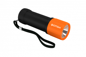 Фонарь Фотон MR-8000 1W(3xLR03) 60мм резино-пластик