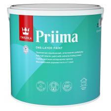 Краска в/д Tikkurila PRIIMA база АК глубокоматовая