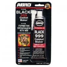 Герметик Abro Masters 85г черный для прокладок 12-AB-R