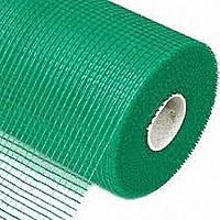 Сетка армировочная 2х2мм интерьерная 10м. зеленая