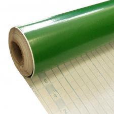 Обои, пленка самоклеющаяся 45смх8м 7046В зеленая глянцевая